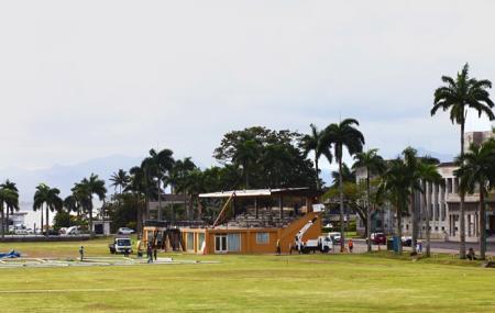 Albert Park, Suva