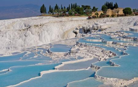 The Travertine- Pamukkale Thermal Pools Image