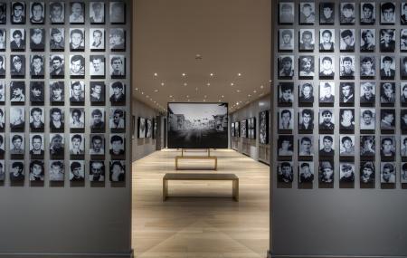 Gallery 11-07-95, Sarajevo