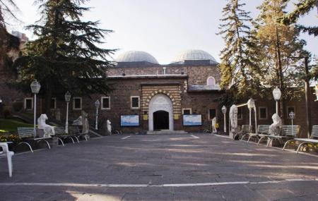 Museum Of Anatolian Civilizations, Ankara
