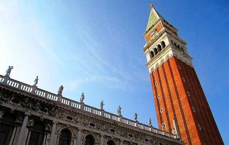 St Mark's Campanile , Venice