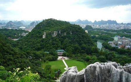 Seven Star Park Or Qixing Gongyuan Image