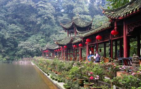 Mount Qingcheng Image