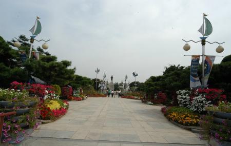 Jayu Freedom Park, Incheon