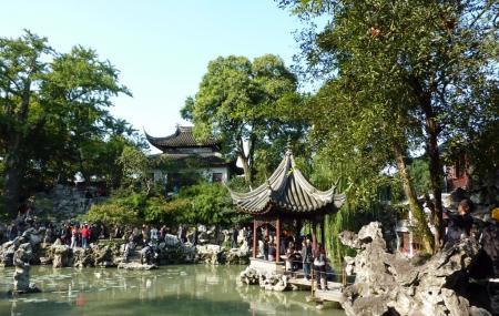 Lion Grove Garden Or Shi Zi Lin Image