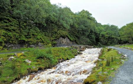 Glenevin Waterfall, Donegal