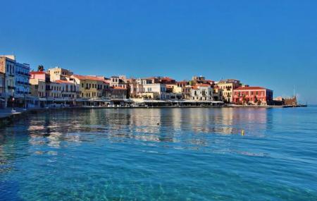 Old Venetian Harbor, Chania