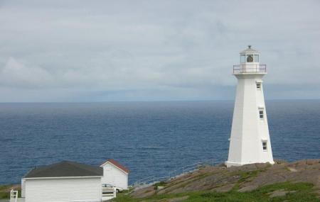 Cape Spear Lighthouse, St. Johns