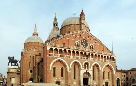 Basilica Di Sant Antonio Or Basilica Del Santo, Padua