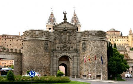 Puerta De Bisagra Nueva, Toledo