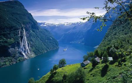 Geiranger Fjord, Geiranger