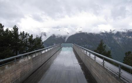 Stegastein Viewpoint Image