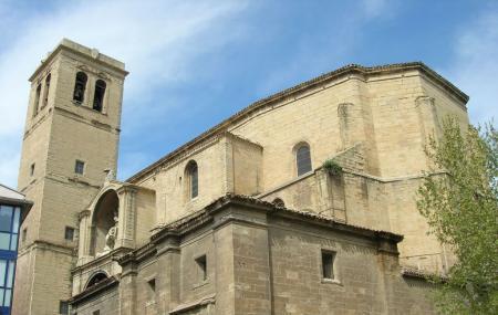 Iglesia De Santiago El Real Logrono, Logrono