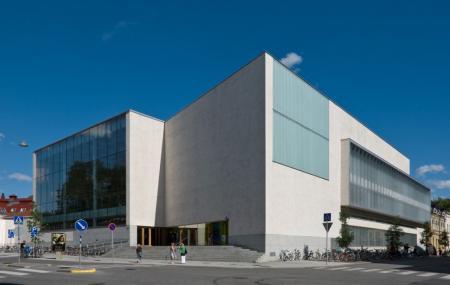 Turku Main Library Or Turun Kaupunginkirjasto Image