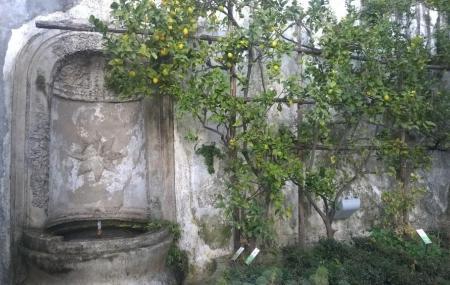 Minerva Gardens, Salerno