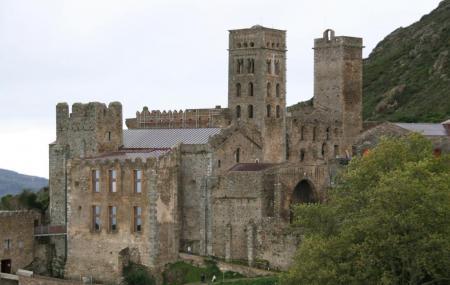 Sant Pere De Rodes Image