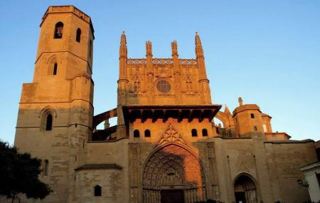 Huesca Cathedral Image