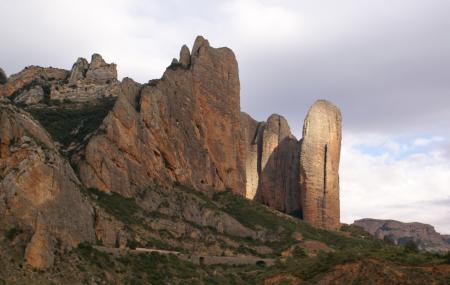 Los Mallos, Huesca