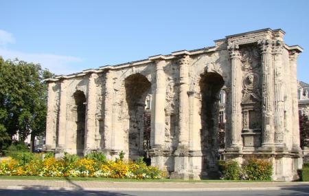 Porte Mars, Reims