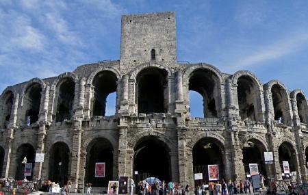 Amphitheatre D'arles, Arles