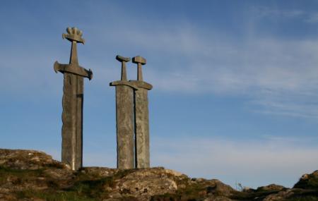 Swords In Rock, Stavanger