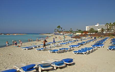 Ayia Thekla Beach, Ayia Napa