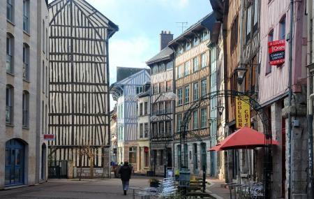 Rue Eau De Robec, Rouen