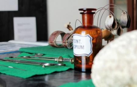 Kyriazis Medical Museum, Larnaca
