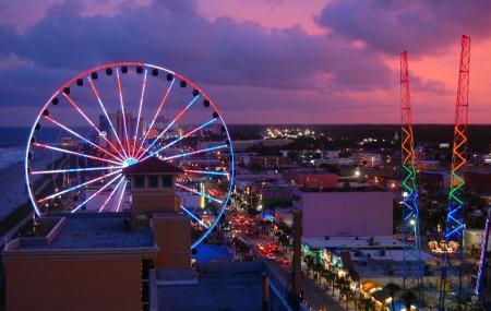 Myrtle Beach Sky-wheel, Myrtle Beach