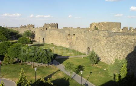 City Walls, Diyarbakir