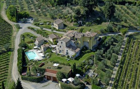 Sovestro In Poggio Winery, San Gimignano