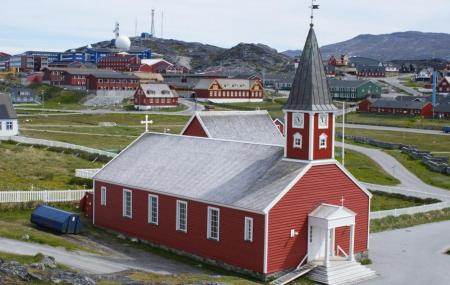 The Nuuk Cathedral Or Church Of Our Saviour, Nuuk