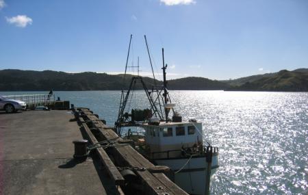 Raglan Wharf Image