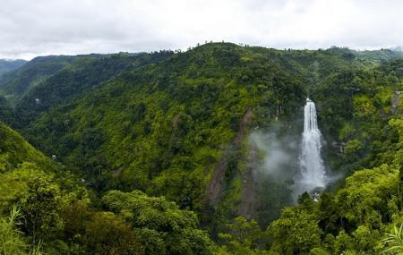 Vantawng Falls, Aizawl