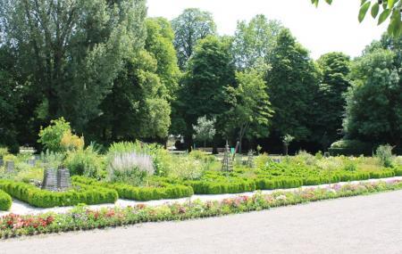 Jardin Botanique De L'arquebuse Image
