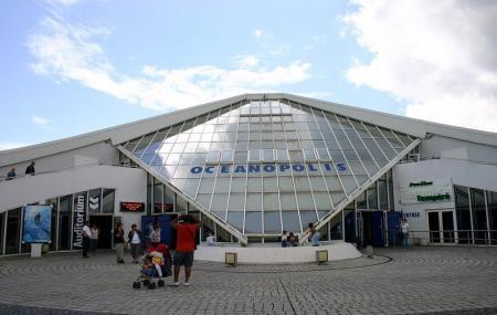 Oceanopolis, Brest