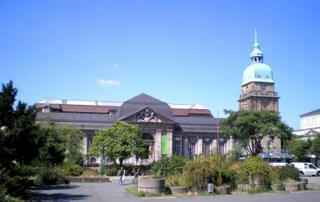 Landesmuseum, Darmstadt