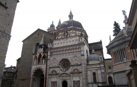 Cappella Colleoni Or Colleoni Chapel, Bergamo