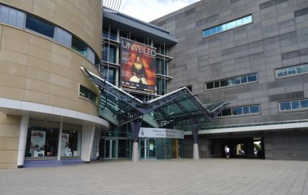 Museum Of New Zealand Te Papa Tongarewa, Wellington