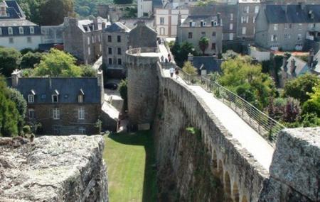 Les Remparts De Dinan, Dinan