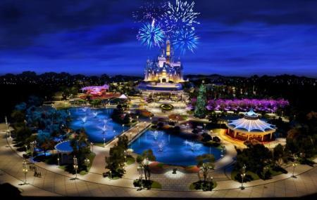 Disneyland Park, Marne-la-vallee