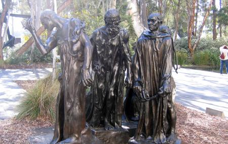 The Burghers Of Calais Image