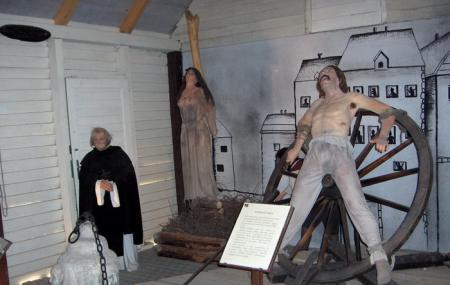 Medieval Prison Museum And Waxworks Or Szilvasvarad Kozepkori Bortonmuzeum Es Panoptikum, Eger