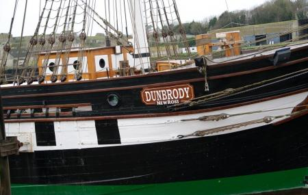 Ss Dunbrody Emigrant Ship Image