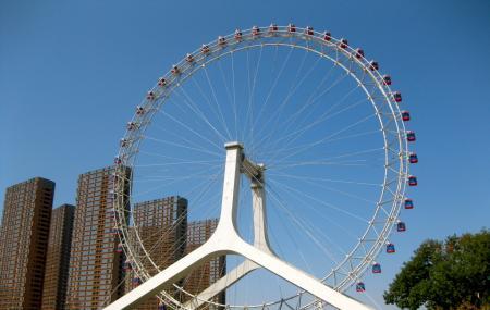 Ferris Wheel, Eye Of Tianjin, Tianjin