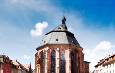 Church Of The Holy Ghost, Heidelberg