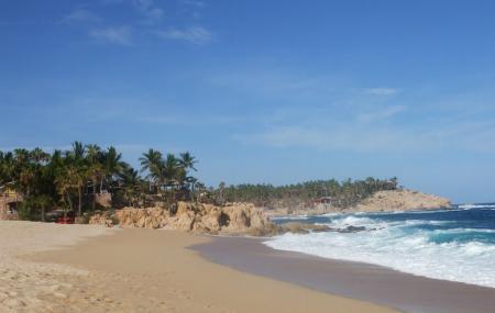 Chileno Beach, Cabo San Lucas