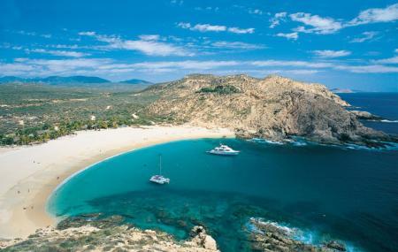 Santa Maria Beach, Cabo San Lucas