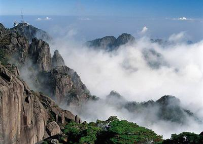 Heavenly Sea, Huangshan
