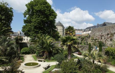 Le Jardin De La Retraite, Quimper